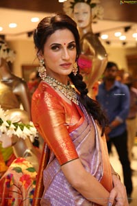 Shilpa Reddy at VRK Heritage New Store Launch