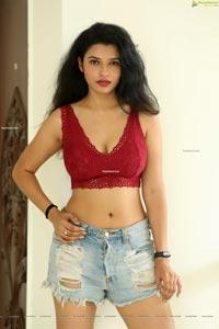 Shivanya Mehrara at Poison Movie Opening
