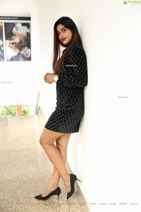 Shravani Varma at Truefitt & Hill Luxury Salon Launch