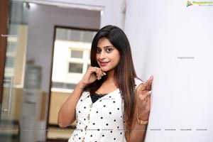 Shravani Varma at Sutraa Select Grand Curtain Raiser