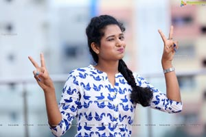 Sirivalli Chowdary Latest Photoshoot Images