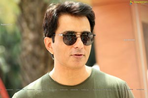Sonu Sood Latest Photoshoot Images