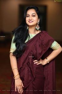 Sruthi Reddy at Sanipro Sanitary Napkins Launch