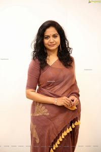 Sunitha at Chitra Virtual Live in Concert Curtain Raiser