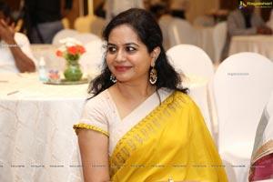 Sunitha at Kakatiya Fabrics 19 Teen Launch