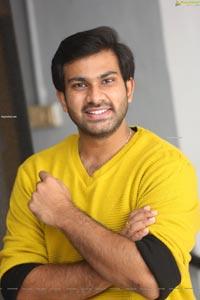 Vishwa Karthikeya at Kalaposhakulu Teaser Launch