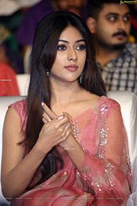 Anu Emmanuel at Maha Samudram Movie Pre-Release Event