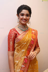 Krithi Shetty in Traditional Jewellery