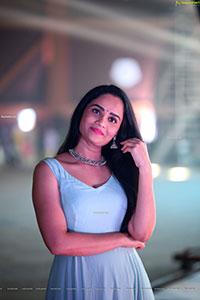Usha Kurapati at Maha Samudram Pre-Release Event