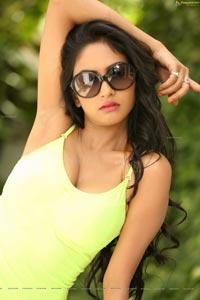 Pooja Sree Telugu Heroine