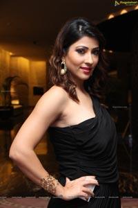 Emcee Shivani Sen