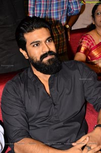 Ram Charan at Srivalli Pre-Release Event
