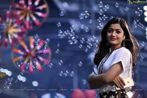 Rashmika Mandanna Devadas Hd Wallpapers
