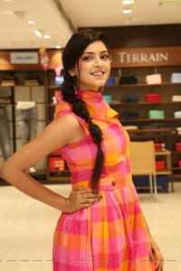 Yashu Mashetty at The Chennai Silks Fashion Carnival