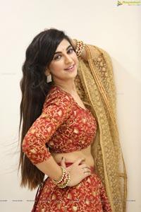 Harshitha at Bewarse Audio Release
