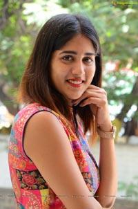 Chandini Chowdary Manu