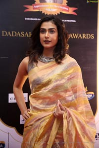 Aakanksha Singh at Dadasaheb Phalke Awards