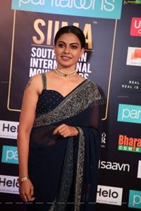Anusree Nair at SIIMA 2019