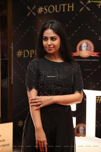 Avika Gor at Dadasaheb Phalke Awards South 2019