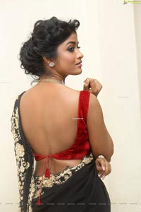 Dimple Hayati at Valmiki Pre Release Event