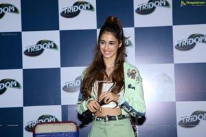 Disha Patani at Landmark Group Tridom Launch
