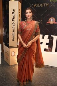 Hamsa Nandini at Dadasaheb Phalke Awards South 2019