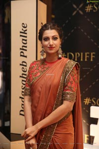 Hamsa Nandini at Dadasaheb Phalke Awards South 2019