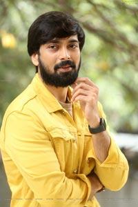 Indra at Rama Chakkani Seetha Movie Interview