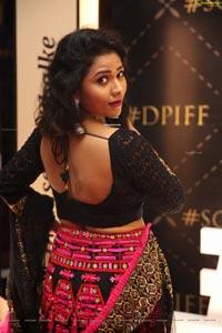 Jyothi at Dadasaheb Phalke Awards South 2019