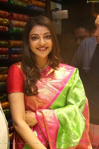 Kajal Aggarwal at Maangalya Shopping Mall Launch KTPL
