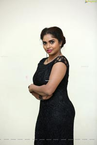 Karunya Chowdary at VB Entertainments Venditera Awards