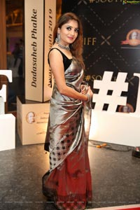 Karunya Ram at Dadasaheb Phalke Awards 2019