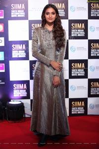 Keerthy Suresh at SIIMA 2019
