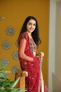 Lakshmi Ayalasomayajula at Khwaaish Exhibition Curtain Raise