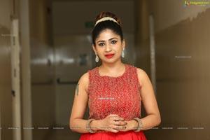 Madhulagna Das at Navaratri Utsav 2019