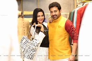 Madhumitha Sivabalaji at MK Trans '19 & Fall '19 Collection