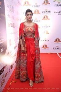 Manchu Lakshmi at Dadasaheb Phalke Awards 2019