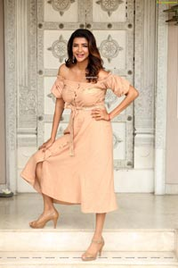 Manchu Lakshmi at Feet Up With The Stars Interview