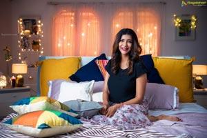 Manchu Lakshmi Stills From Feet Up With The Stars