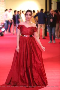 Manjusha at SIIMA 2019 Day 2