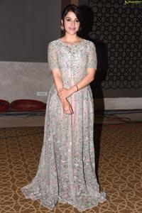 Mehrene Kaur Pirzada at Chanakya Trailer Launch