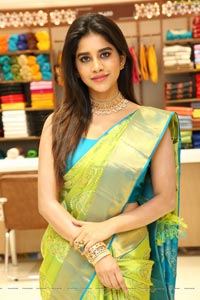 Nabha Natesh at Srika Shopping Mall
