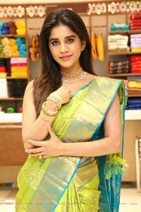 Nabha Natesh at Srika Shopping Mall