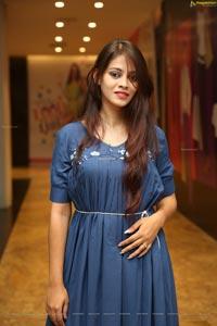 Naina Shrikande at Dhaaga Trends