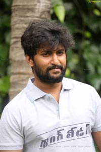 Nani at Gang Leader Interview