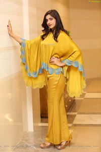 Naziya Khan at Arkayam Exhibition Curtain Raiser