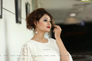 Nilofer Haidry at Hi-Life Exhibition Curtain Raiser