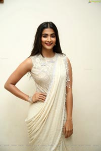 Pooja Hegde at Valmiki Pre-Release Event