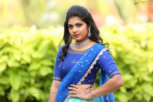 Preethi Chowdary at VB Entertainments Venditera Awards