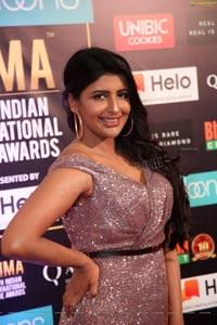 Rajshri Ponnappa at SIIMA 2019